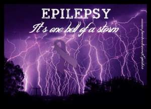 This is good description of epilepsy.